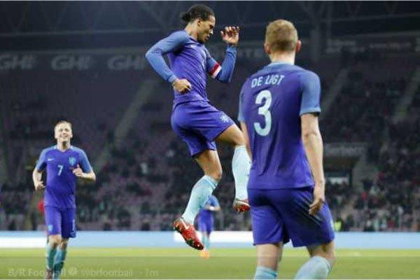 Laporan Pertandigan Sepakbola Timnas Portugal VS Timnas Belanda