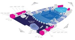 Palais des Congres de Paris - Niv2