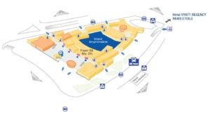 Palais des Congres de Paris - NIv0