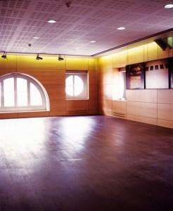 Theatre de l'Odeon - スタジオ