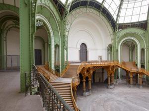 Grand Palais - バルコン・ドナール