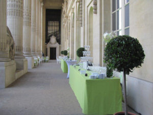 Grand Palais - ロジア