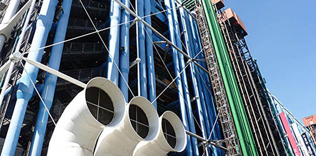 Centre Pompidou - ポンピドゥー・センター