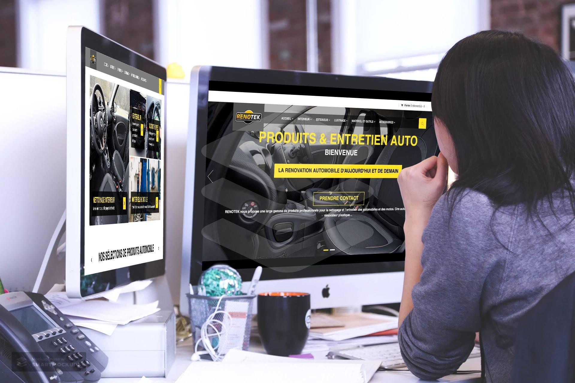 Agence création site e.commerce Pau tarbes bayonne dax