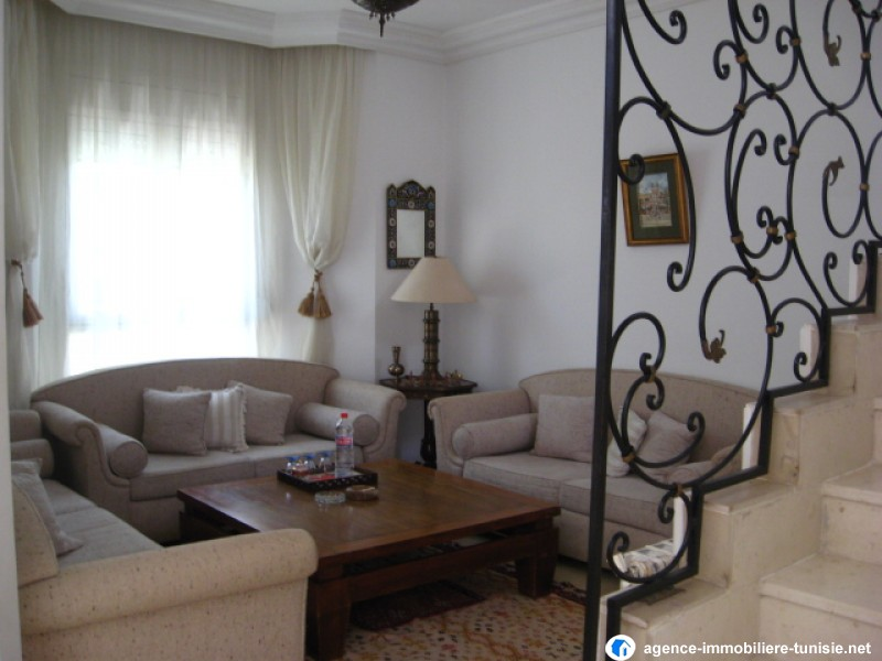 Gammarth Tunisie vente achat location appartement terrain maison villa Tunis