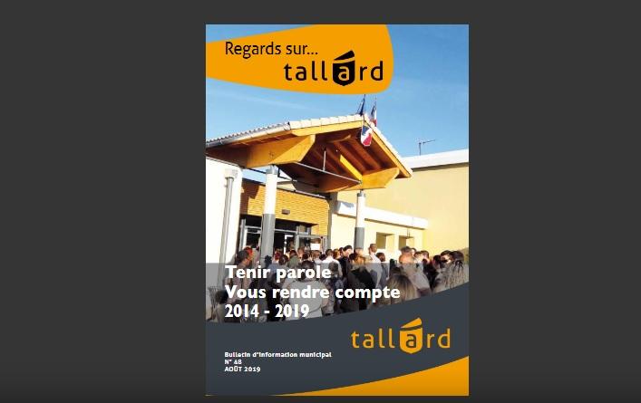 Regards sur Tallard – Août 2019