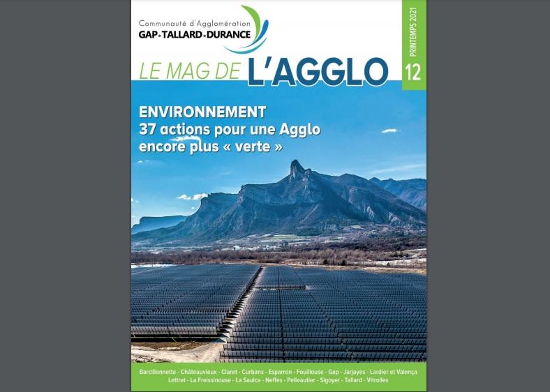 """Mag de l'Agglo : 37 actions pour une Agglo encore plus """"verte"""""""