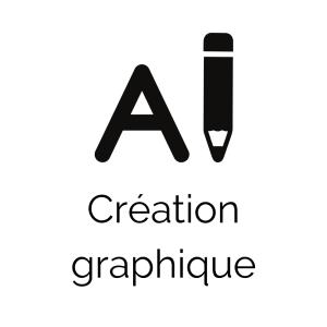 icone création graphique