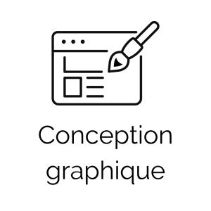 icone conception graphique