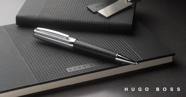 Cadeaux d'affaire et objets promotionnels de luxe : Hugo Boss désormais au catalogue