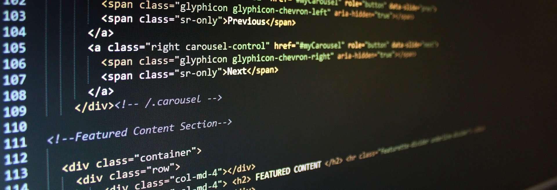 Développement web sur-mesure