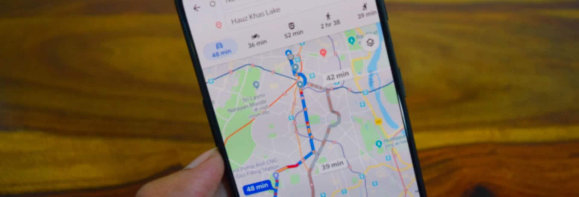 Page professionnelle sur Google et Google Maps