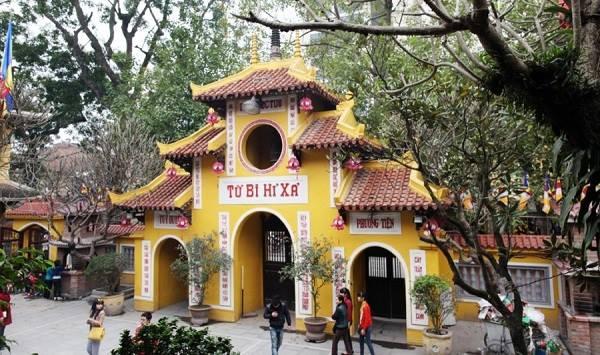 La pagode Quan Su