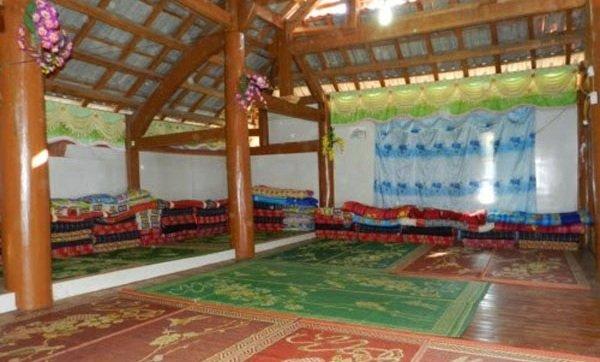 Couchage chez habitant Moc Chau