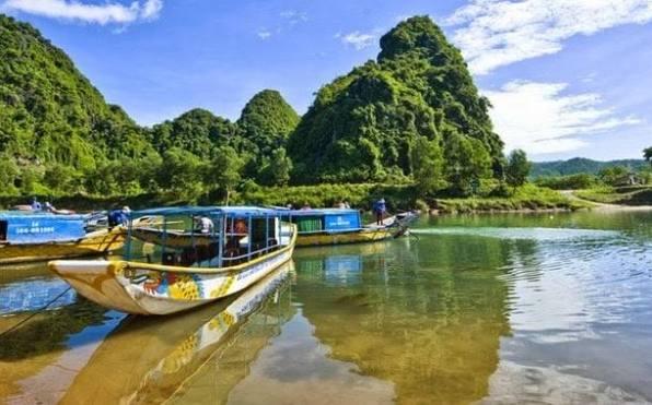 guide francophone Phong nha Quang Binh
