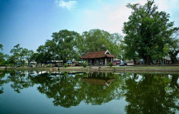 Visite Thai Binh et ses sites incontournables, Pagode Keo