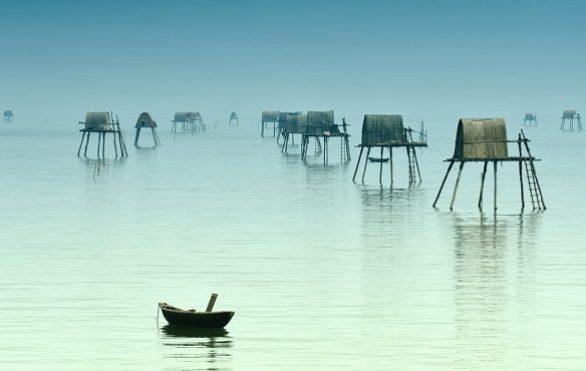 Visite Thai Binh et ses sites incontournables, Plage Dong Chau