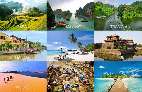 Nom officiel du Vietnam