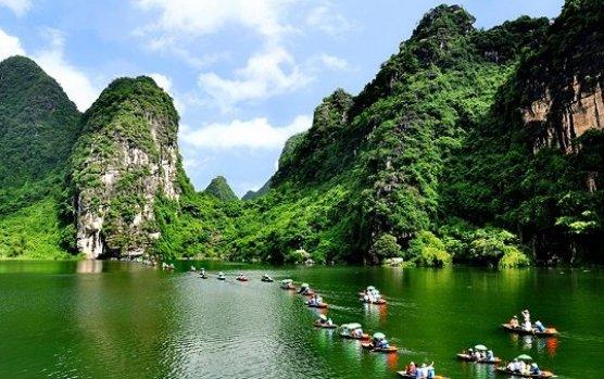 Grottes Trang An - Guide francophone Ninh Binh