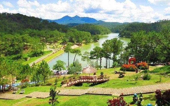 Un parc à Visite Hai Duong et sites incontournables