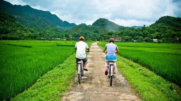 voyage hoa binh balade à Mai Chau