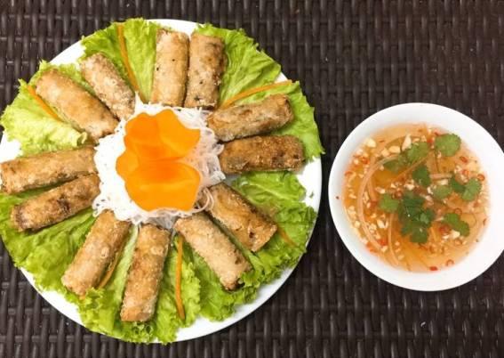 Specialites de Hanoi