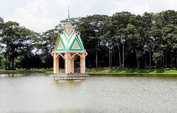 Decouverte Tra Vinh et ses sites incontournables Mare de Ba Om