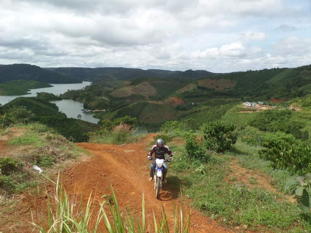 visite vietnam à moto