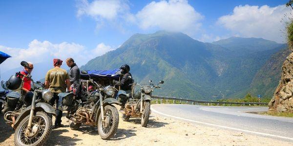 voyage vietnam en moto