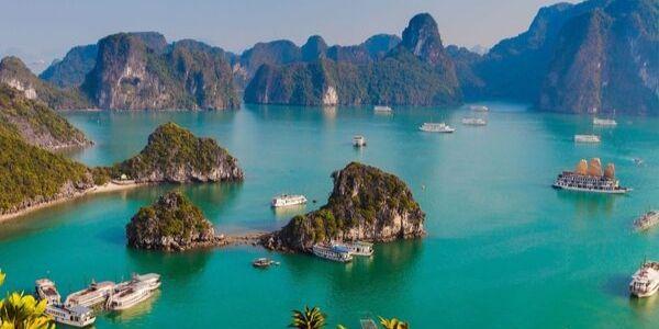 séjour 5 jours en baie d'Halong