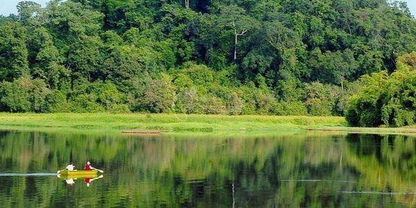 faire du trekking au parc national de Cat Tien