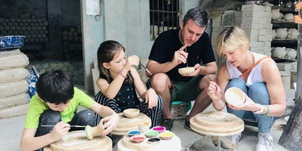 Village céramique Bat Trang