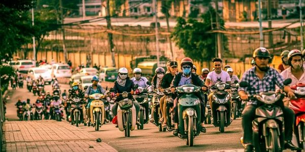 Transport au Vietnam