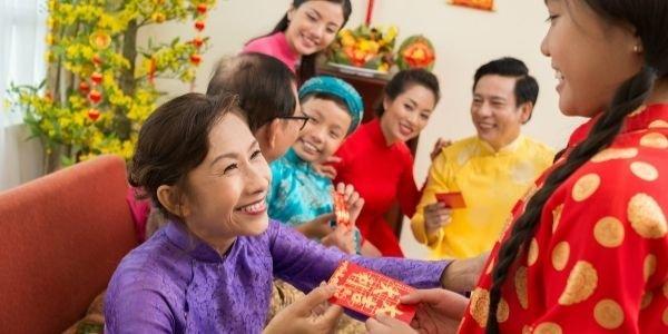 traditions dans le Têt vietnamien