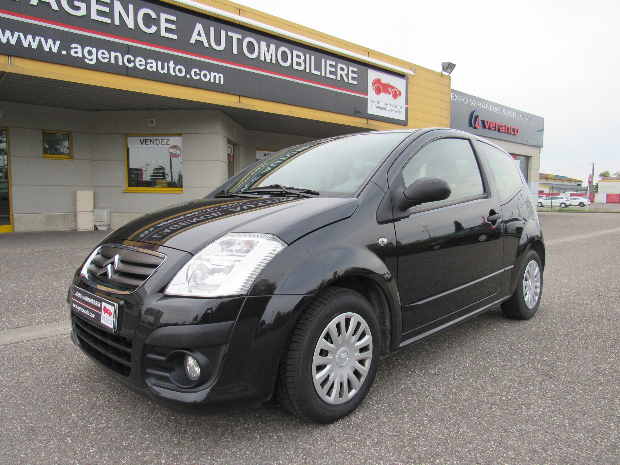 citroen c2 1 4 hdi 70 collection
