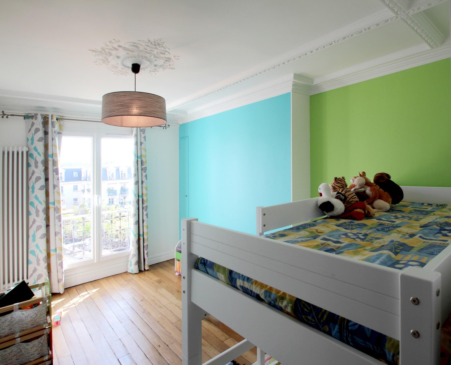 Chambre Vert Amande Idées De Design Websiteodit