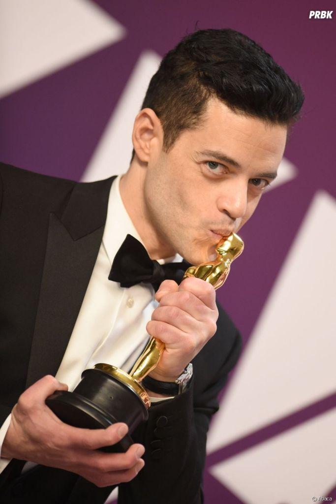 Rami Malek, grand gagnant des Oscars 2019