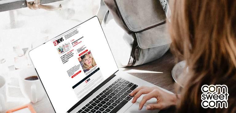 Graphisme, Webmarketing & Communiy Management - Agence Com Sweet Com - Toulouse
