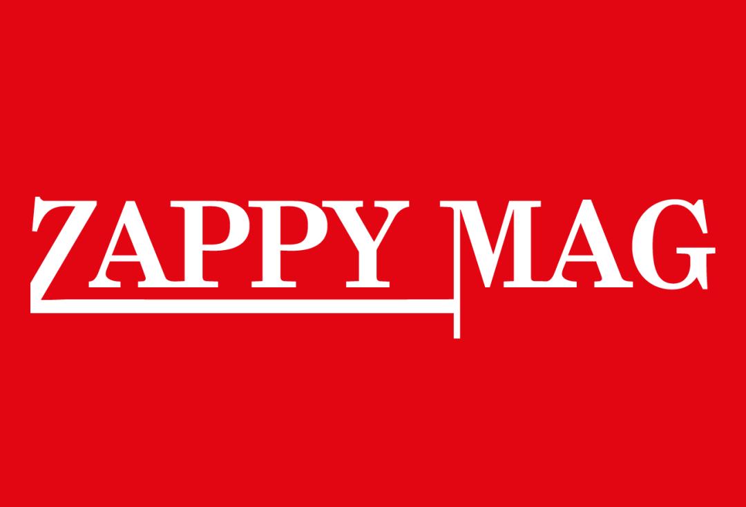 Maquette, web vitrine ZappyMag, Agence DECALE