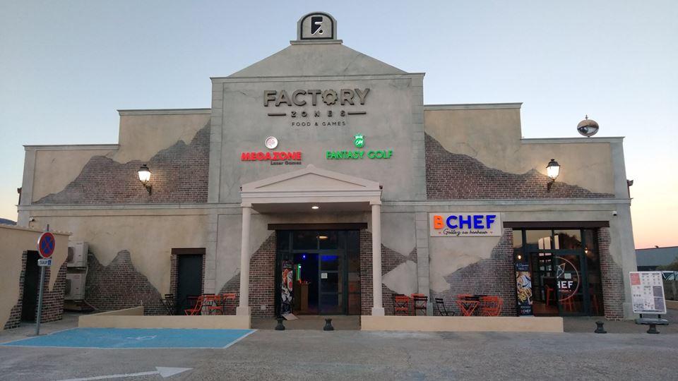 Factory Zones