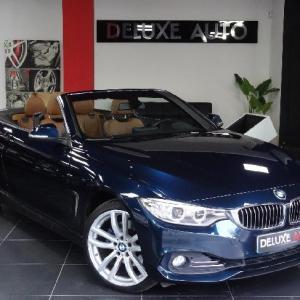 BMW 428i Cabriolet 2.0 245 CV