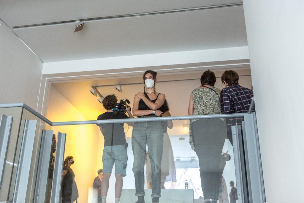 Reportage photo event à Paris © Nathalie Tiennot/Agence Denatt - Cité internationale des Arts - This is not your El Dorado - Amin Gulgee