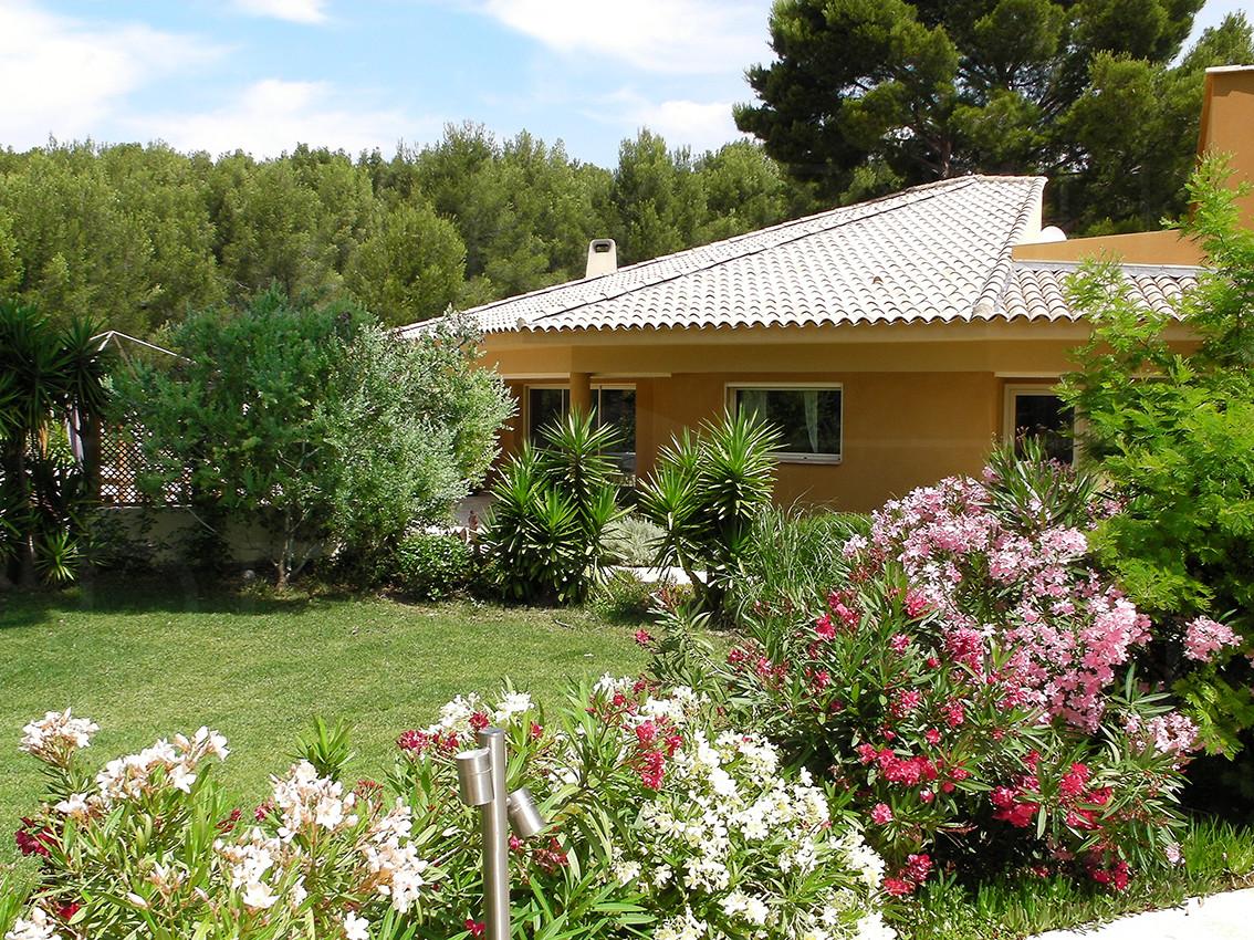 maison architecte a vendre  domaine priv  400 chambres  jardin paysager  piscine