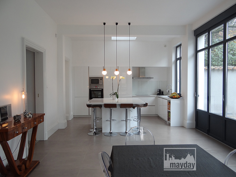 La cuisine veranda moderne clav0054a  Agence Mayday reprage de dcors  Recherche de dcors