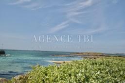 883- TBI proche plage et port de Portivy maison 200m 2 9 chambres sur parc paysager
