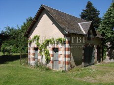 152 TBI MAISON ANCIENNE EN TOURAINE BERRY