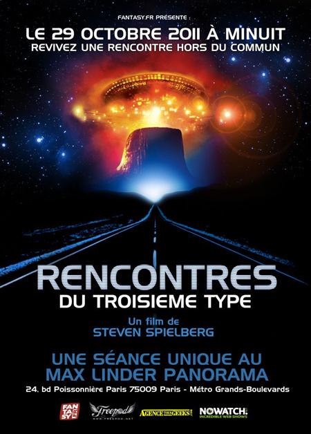 Rencontre Du 3eme Type : rencontre, Rencontres, 3ème, Linder, Agence, Geeks