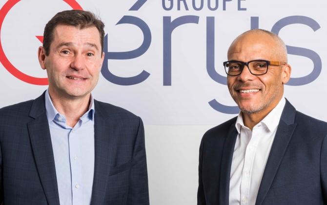 Groupe Qérys Marc Hippomène et Jérôme Teisseire