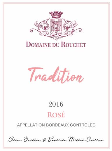 Domaine du Rouchet - Tradition - Rosé