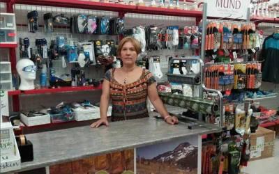 """Amaia Álvarez: """"Puedes acceder cada vez más rápido a productos nuevos y a nuevas casas"""""""